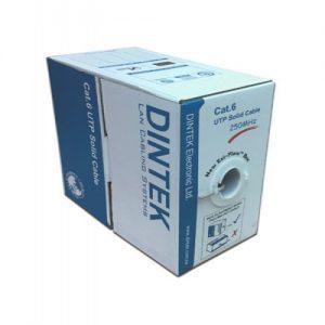 DINTEK Cable CAT6 UTP 305m (1101-04004)
