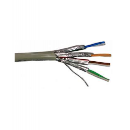 DINTEK Cable CAT6A FTP 305m  (1105-06003) Chống nhiễu