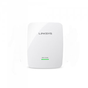 Linksys RE4100W - Simultaneous Dual Band Range Extender 2.4 Ghz and 5 Ghz