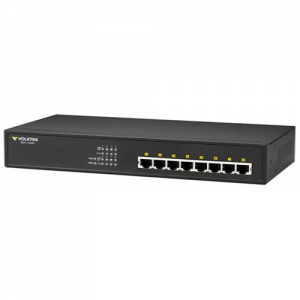 Volktek PoE Switch NSH-1408P - 8 Port Gigabit