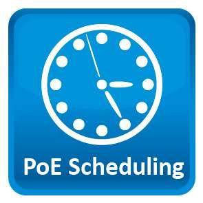 PoE Scheduling