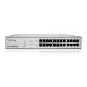 Gigabit Switch TAMIO S24 - 24 port RJ 45