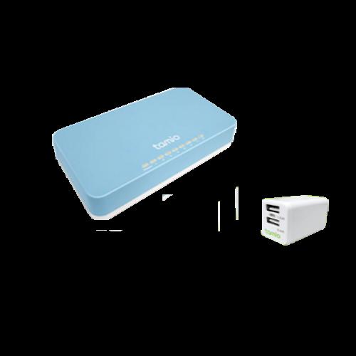 Gigabit Switch TAMIO S8 - 8 port RJ 45