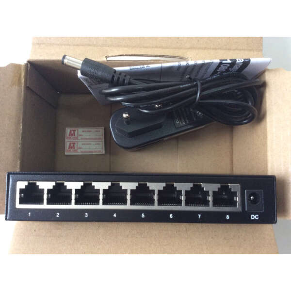 APTEK Switch SG1080-8 Port Gigabit