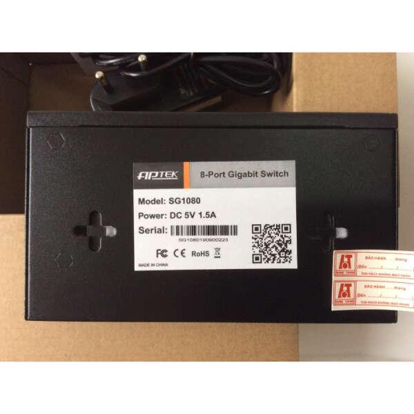 aptek switch sg1080 8 port gigabit 720 720 5
