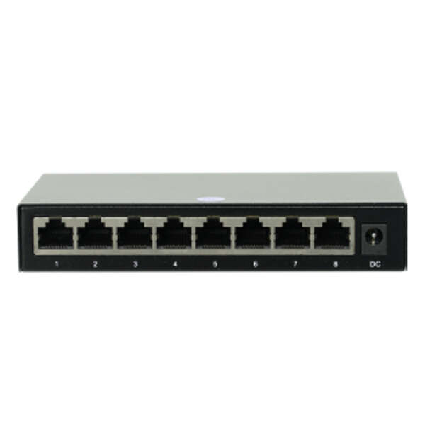APTEK Switch SG1080-8 Port Gigabit