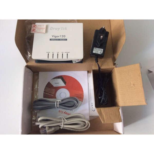 Draytek ADSL Vigor 120 Modem